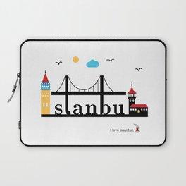 Istanbul. Laptop Sleeve