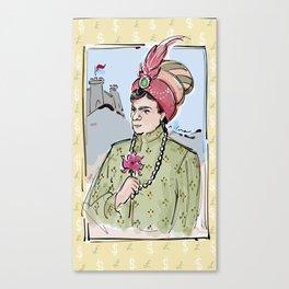 The heir. Canvas Print
