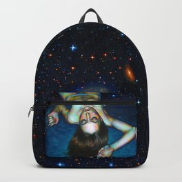 My personal space Backpack