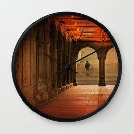 Bethesda Impression Wall Clock