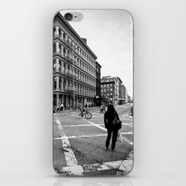 New York Soho iPhone Skin