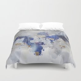 North Gold Duvet Cover