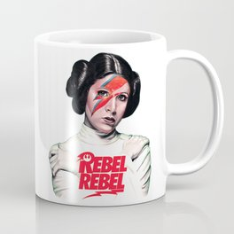 Princess Rebel Coffee Mug