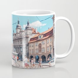 European Cities - Prague Coffee Mug