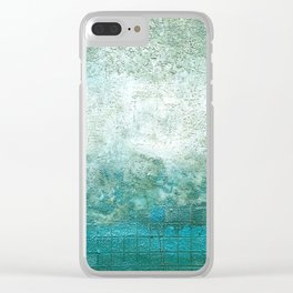"""Unnamed height new"" Clear iPhone Case"