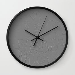 Mozaik two Wall Clock