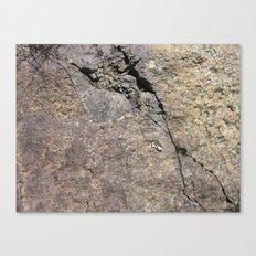 The Cracken Canvas Print