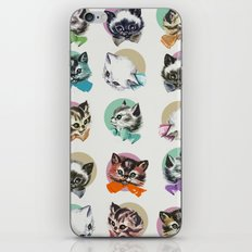 Cats & Bowties iPhone & iPod Skin