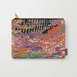 Color Impressions Carry-All Pouch