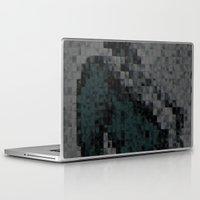 naked Laptop & iPad Skins featuring Naked by Maria Julia Bastias