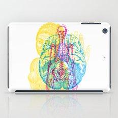 Brain Skeleton iPad Case