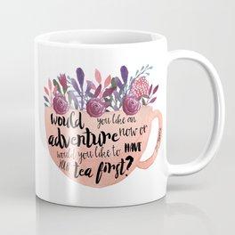 Adventure Or Tea Coffee Mug