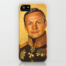 Neil Armstrong - replaceface iPhone (5, 5s) Slim Case