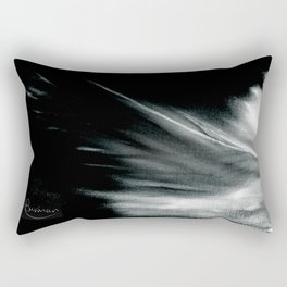 Passing Angel Rectangular Pillow