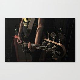 Slappa Da Bass Canvas Print