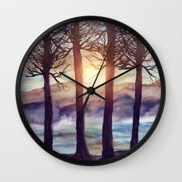 Grateful Love Song Wall Clock
