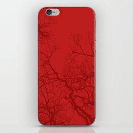 Trees 9 iPhone Skin