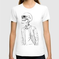 gentleman T-shirts featuring Gentleman by Mike Koubou