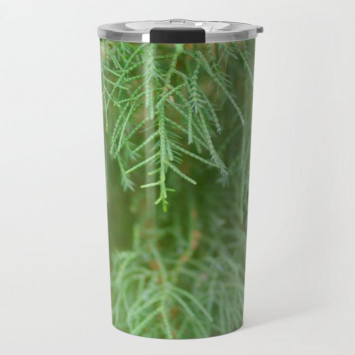 Pine Branch Travel Mug