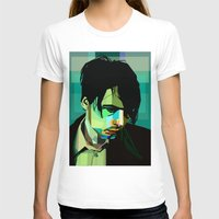 wes anderson T-shirts featuring Brett Anderson by zomplag