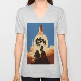 Apollo Eleven Unisex V-Neck