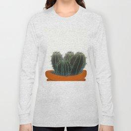 Cactus pot Long Sleeve T-shirt