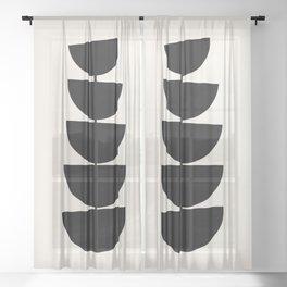 Stem Sheer Curtain