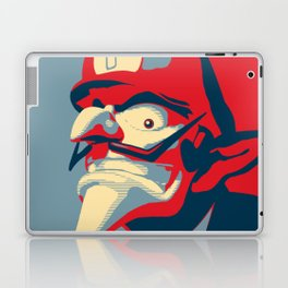Waluigi for Smash Laptop & iPad Skin
