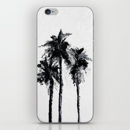 Sophisticated Palms iPhone Skin