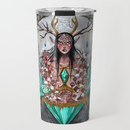 Crystal Fae Witch Travel Mug