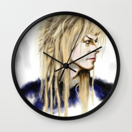 It's Only Forever Wall Clock