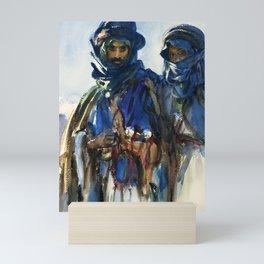 "John Singer Sargent ""Bedouins"" Mini Art Print"