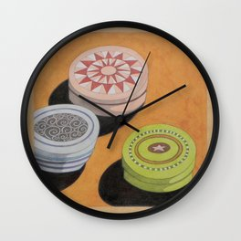Small bowls n. 1 Wall Clock