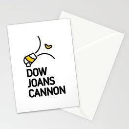 Dow Joans Cannon Stationery Cards