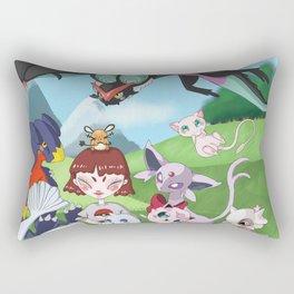 pokefriend Rectangular Pillow