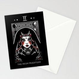 The High Priestess - Tarot Card  Stationery Cards