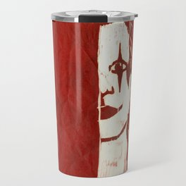 Brandon Lee Red Travel Mug