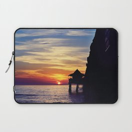 The Naples Pier Laptop Sleeve