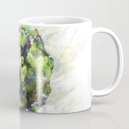 Where the sea sings to the trees - 4 Coffee Mug