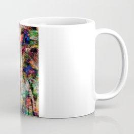 Laptop 4 Abstract Art Coffee Mug