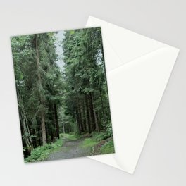Running Path Stationery Cards