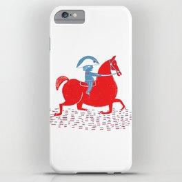 Little Napoleon iPhone Case