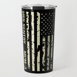 USS Sentry Travel Mug