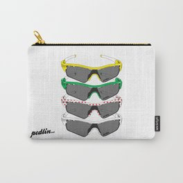 Tour de France Glasses Carry-All Pouch