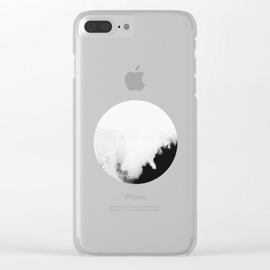CM12 Clear iPhone Case