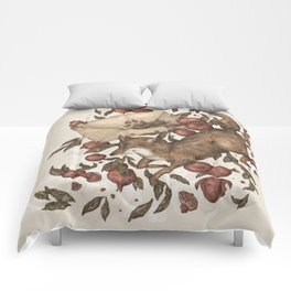Coyote Love Letters Comforters