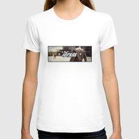 texas T-shirts featuring texas by Patrick Draper