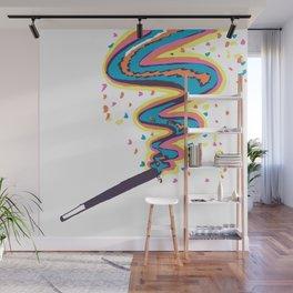Joint Art Wall Mural