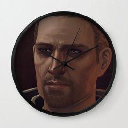 Knight-Captain Cullen Wall Clock