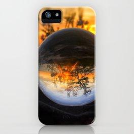 Captured Vista iPhone Case